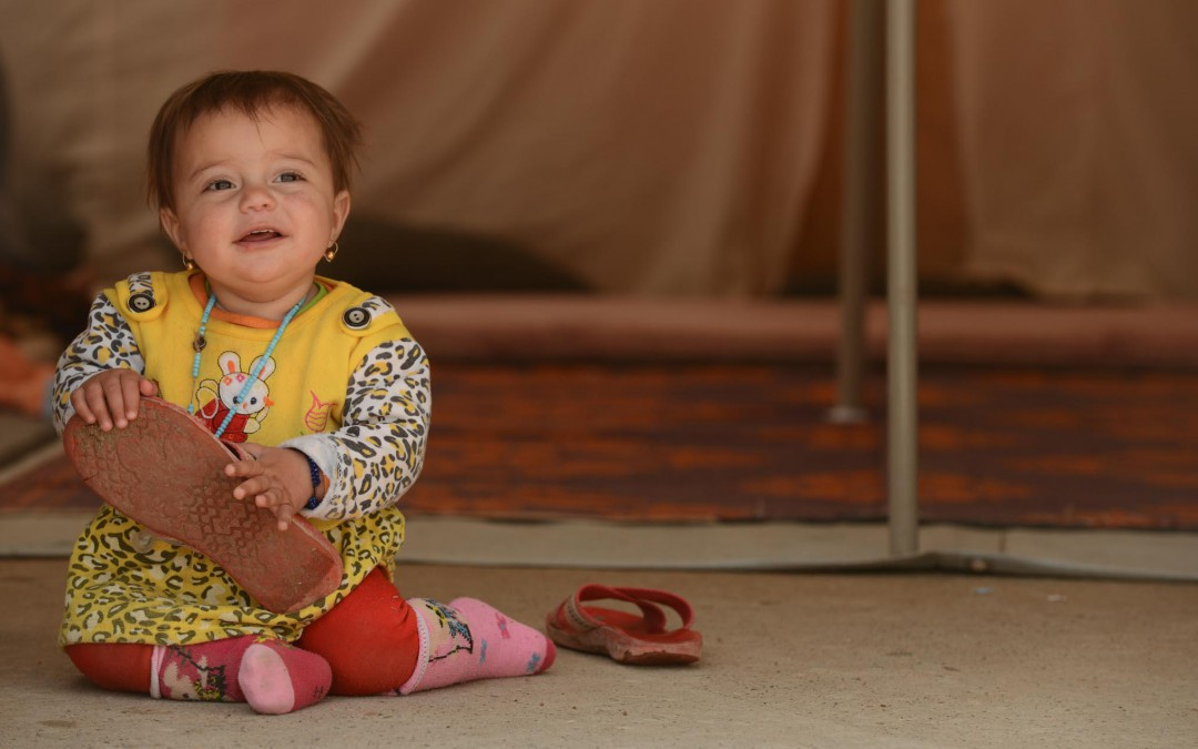 IRAQ'S IDP CRISIS