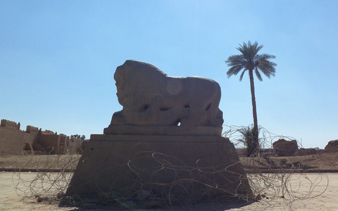 AMAR backs campaign to list monuments of Babylon on World Heritage List