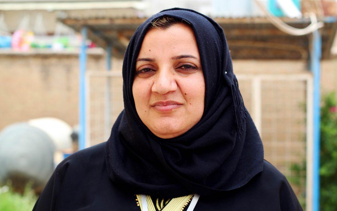 #WithRefugees: Khalida's Story