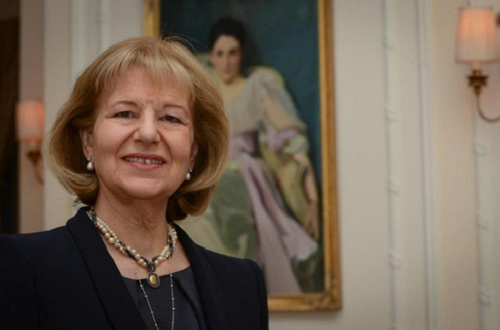 Baroness Nicholson appointed Chairman of New Lords' Committee