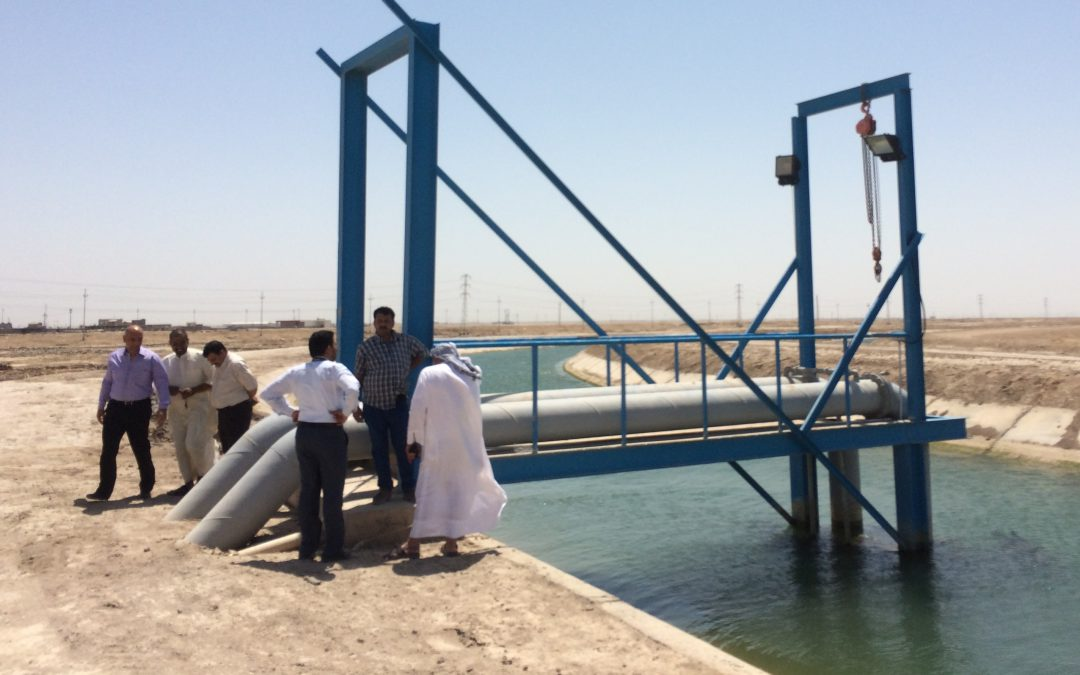 Clean water, clean start: AMAR water treatment plant revitalises Basra Community