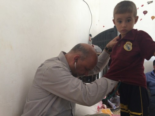 AMAR Helps Young Boy to Get Heart Surgery