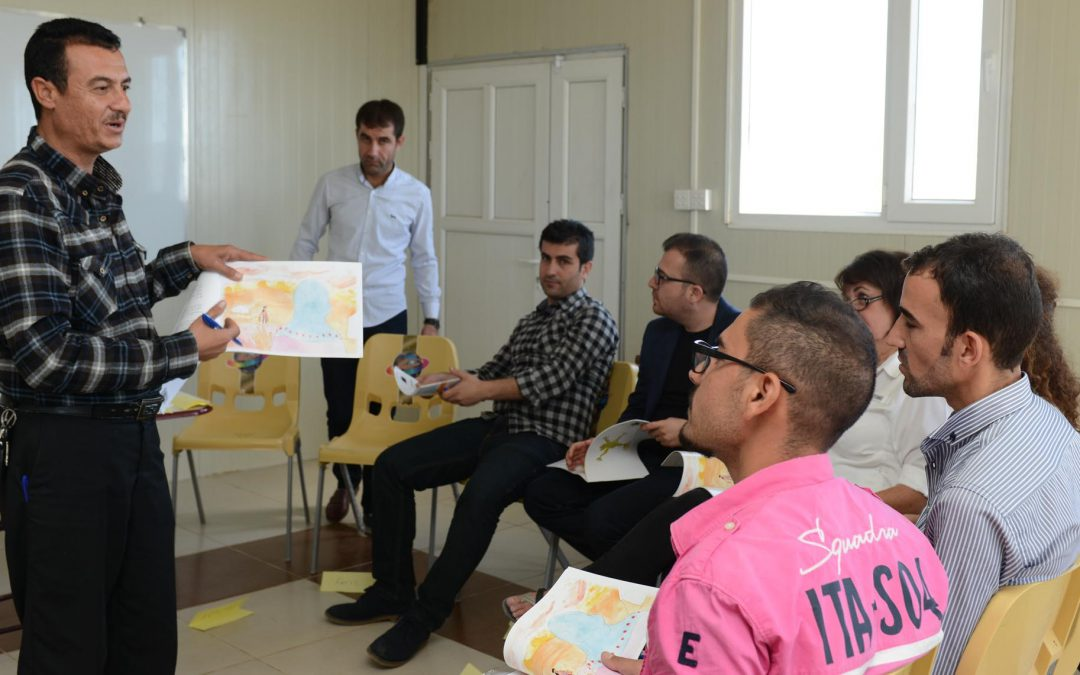 Empowering Vulnerable Youth in Southern Iraq