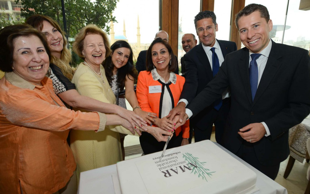 Inaugural Fundraising Lunch, Beirut