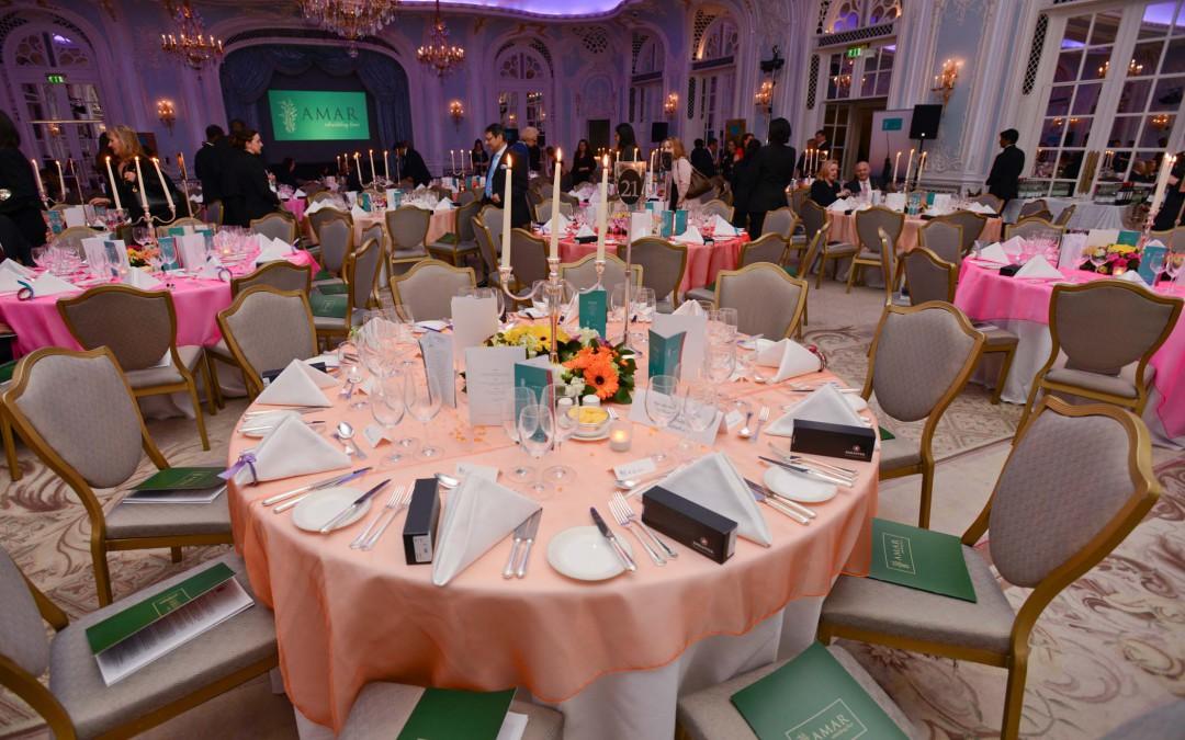 AMAR's 2013 Gala Dinner