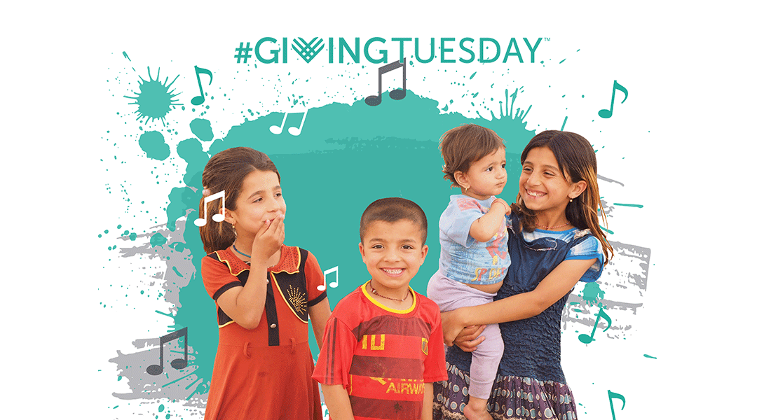 Giving Tuesday: A #DayWithoutMusic