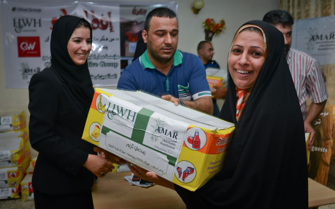 Ramadan and Eid: A time to help Iraq's displaced families