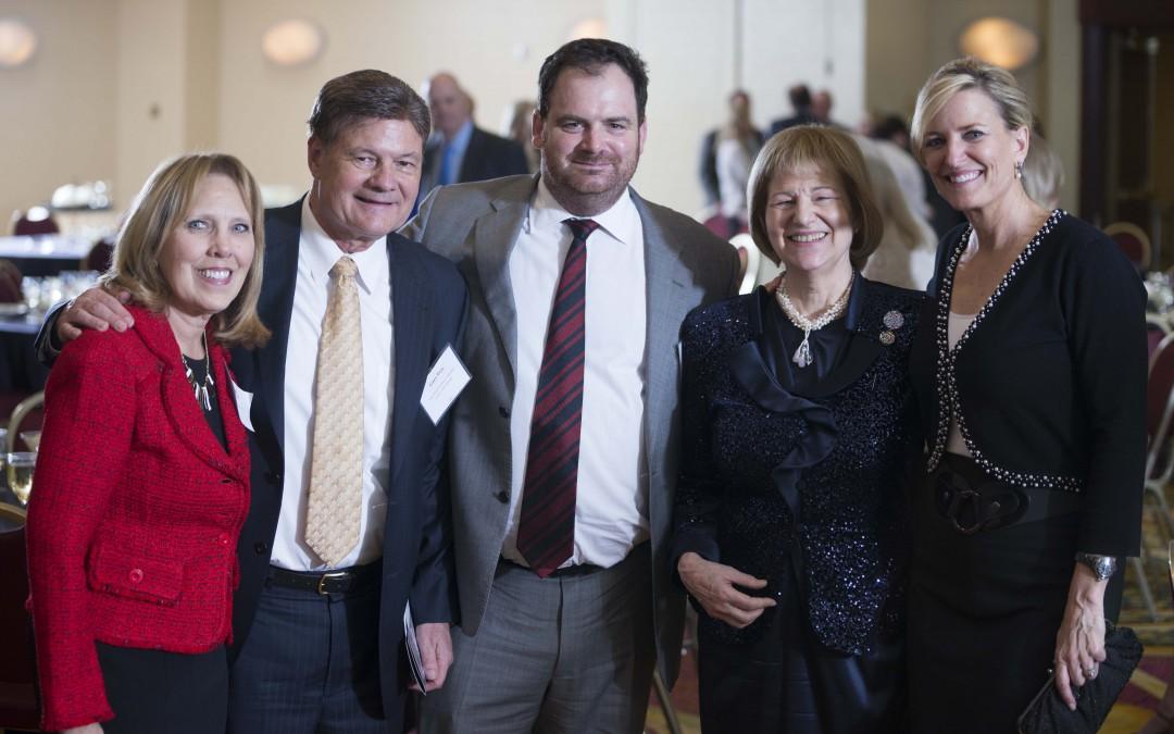 AMAR's Inaugural Utah Gala Dinner Honors Ambassador