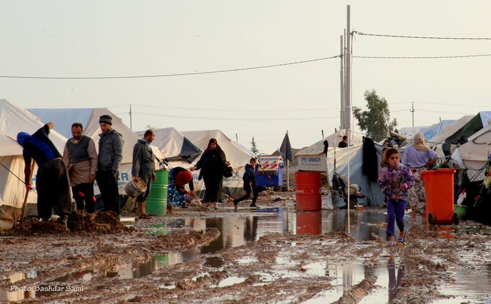 Conditions Are Grim In Northern Iraq Once The First Winter Rains Fall