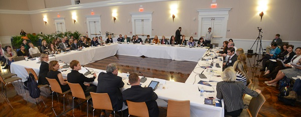 Conference at UVA on Combating ISIS Violence Against Women and Girls