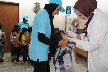 Polio Outbreak in Iraq
