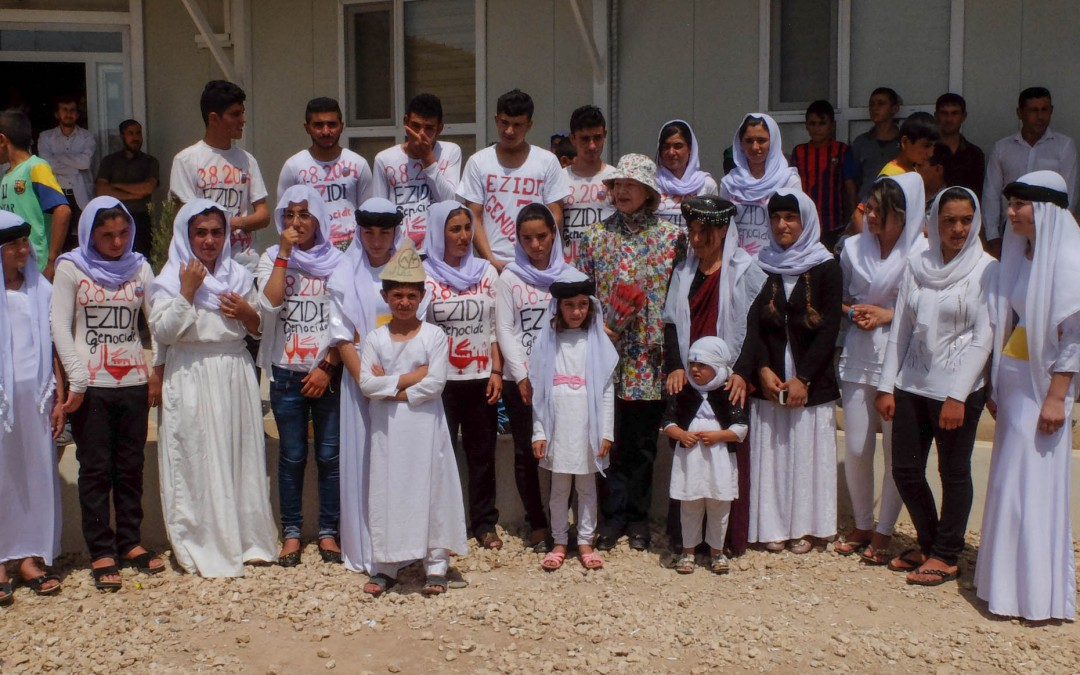 Genocide has been committed against Iraq's minorities, says AMAR President