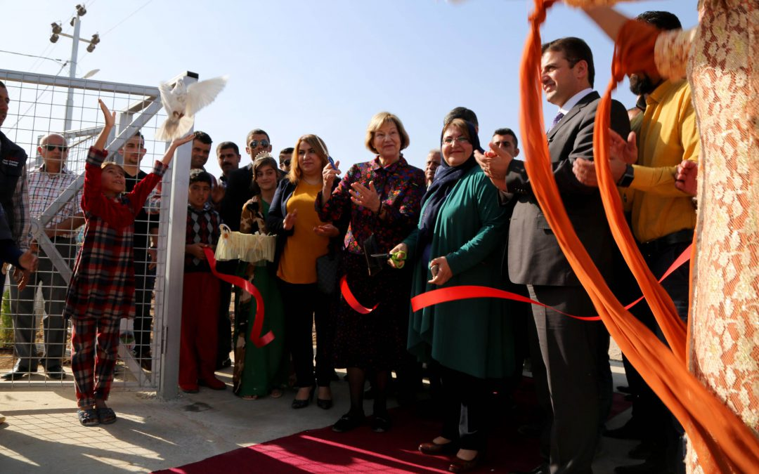 AMAR opens new healthcare clinic for Mosul IDPs