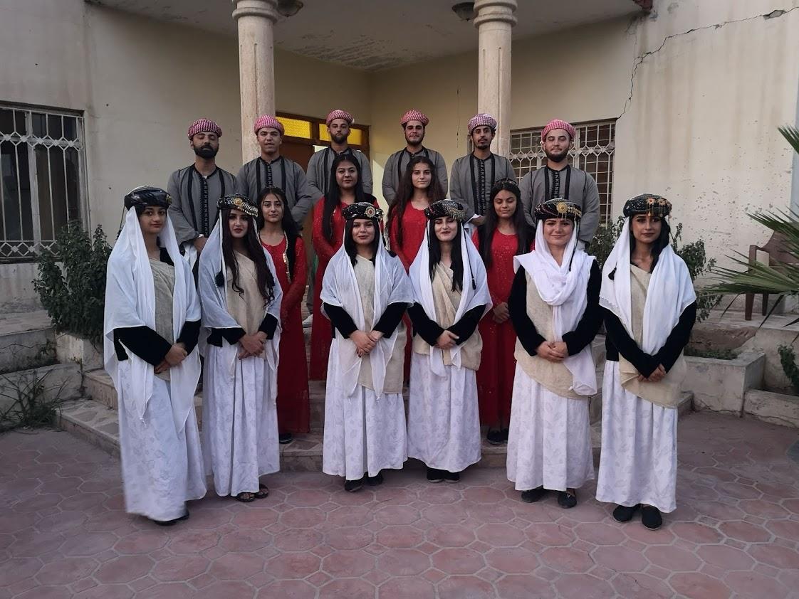 Yazidi musicians