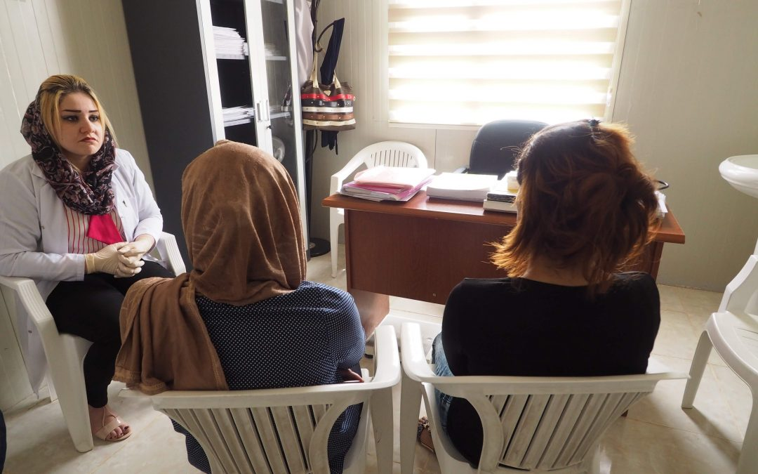 COVID-19 risks deepening mental health crisis for Yazidis in Iraq